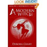 I discovered Debora Geary when I first got my Kindle, I have now read all of the Modern Witch books and the Witchlight trilogy up to date, I absolutely LOVE this author and every one of the books!!