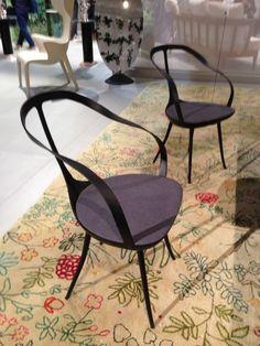 #MOLLINA: le novità di #driade proposte ai #saloni2013, Milano, #chair #design