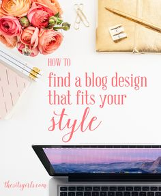 Learn how to pull inspiration from your world and the things you love to create a blog design that perfectly fits you and the vision for your writing space. | Blog Design Tips