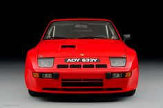 Is The 924 Carrera GTS Clubsport The Ultimate Front-Engined Porsche Driver's Car? • Petrolicious