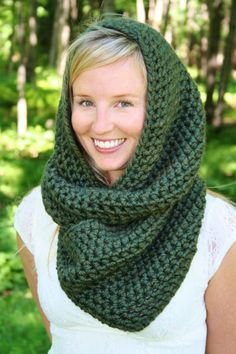 CROCHET Infinity SCARF PATTERN Instant Download  Easy Hooded Scarf Crochet Scoodie Pattern  by SugarThreadz on Etsy