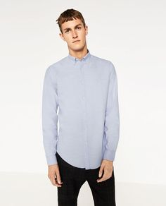 Image 2 of OXFORD SHIRT from Zara