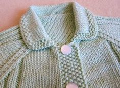 Free Pattern: Baby jacket by Tina Hees