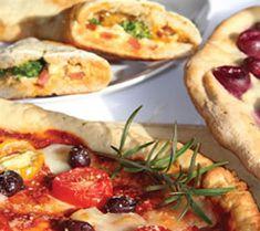 GF Master Dough and Pizza!