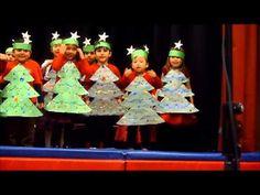 "icu ~ Pin na Edukacja ~ Ms. B's JK Class Christmas Concert 2012 - ""The Happiest Christmas Tree"" Preschool Christmas Songs, Christmas Activities, Christmas Themes, Christmas Crafts, Kindergarten Christmas, Christmas Concert, Christmas Music, Winter Christmas, Christmas Shows For Kids"