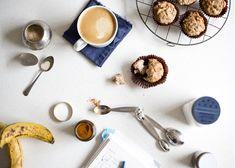 Banana Zucchini Morning Muffins (Gluten & Lactose Free) & Magazine News! | The Gluten Free Scallywag