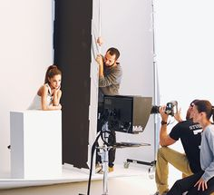 Behind the Scenes of Ariana Grande's InStyle Cover  #InStyle
