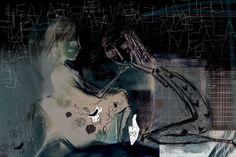 Tochter - by sigrid thaler Digital Art, Daughter