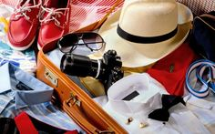 What to take in your suitcase or rucksack on your travels, for beach holidays, camping trips and ski breaks