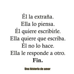 Naah no creo Sad Love, Love Life, True Quotes, Best Quotes, Love Post, Something To Remember, Inspirational Phrases, Pretty Quotes, Spanish Quotes