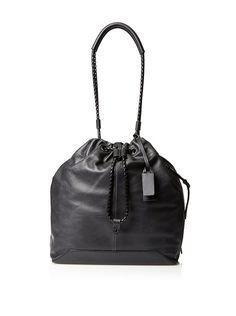 Joy Gryson Women's Inez Dakar Bucket Bag, Black, http://www.myhabit.com/redirect/ref=qd_sw_dp_pi_li?url=http%3A%2F%2Fwww.myhabit.com%2Fdp%2FB00TGP0TGK%3F