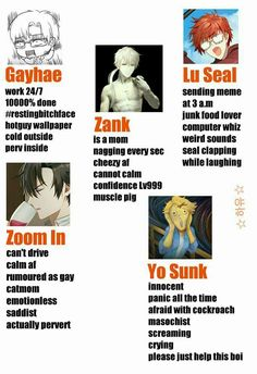 This is too accurate XD