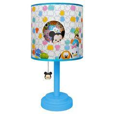 Tsum Tsum® Table Lamp - Multicolor : Target