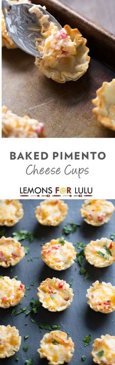 Flaky fillo cups are filled with a creamy, smoky pimento cheese dip for an easy, bite-sized appetizer that pairs well with a variety of savory entrées. Serve this crowd-pleasing recipe at your next dinner party!