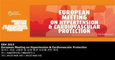 ESH 2013 European Meeting on Hypertension & Cardiovascular Protection   밀라노 유럽 고혈압 및 심장 혈관 보호에 관한 회의