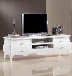 Comoda tv, extrem de practica si eleganta! Tv, Flat Screen, Boutique, Console, Furniture, Home Decor, Homemade Home Decor, Flat Screen Display, Tvs