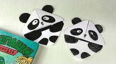 Оригами из бумаги | Закладки для книг | Спанч Боб и Патрик - YouTube