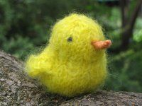 Easter Chicks - free pattern