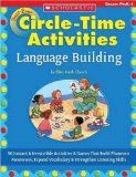 Circle time activities- Teaching 2 and 3 Year Olds