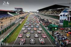 24 heures du Mans 2016 - Test Day, june 5th - ACO - Automobile Club de l'Ouest
