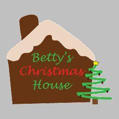 Christmas decorations, Christmas lights, Prelit Artificial Christmas Trees, Holiday Decorations | Betty's Christmas House