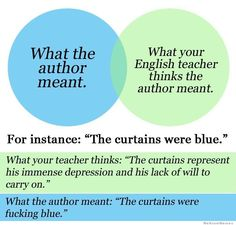 This thought crossed my mind once or twice with one teacher in particular.