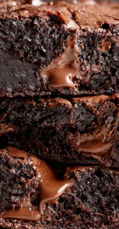 Worlds Best Fudgiest Brownies I'm on a low carb diet and I don';t think these fit that category. LOL but oh do they look good. Brownies are my favorite dessert.