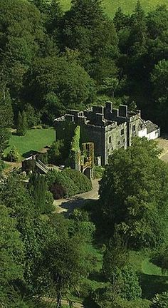 Armadale Castle (Clan Donald) - Isle of Skye, Scotland