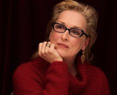 """Meryl attends the movie junket for """"The Iron Lady"""", 2011"""