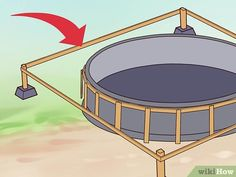 How to Build a Deck Around an Above Ground Pool. When you build a deck around an above-ground pool, you instantly increase the value, attractiveness and functionality of your. Oberirdischer Pool, Diy Pool, Above Ground Swimming Pools, Swimming Pools Backyard, In Ground Pools, Intex Above Ground Pools, Above Ground Pool Steps, Above Ground Pool Landscaping, Backyard Pool Landscaping
