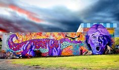 "by Madsteez in Toowoomba, 5/15 - ""Crikey..."" (LP)"