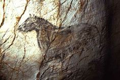 We can now state that the Cosquer Cave used to be one of the most important cave art sites in Europe, comparable to Lascaux, Trois-Frères, Altamira or Chauvet. Art Pariétal, Paleolithic Art, Art Rupestre, Lascaux, Beneath The Sea, Animal Symbolism, Art Sites, France Europe, Sea Art
