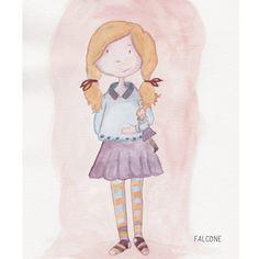 @falconeroa posted to Instagram: Carolina Falcone Illustration    #drawingsomething #illustration #drawingCharacter #character #falcone #watercolorgirl #characterdesign #watercolor Watercolor Girl, Character Design, Illustrations, Drawings, Instagram, Illustration, Sketches, Drawing, Portrait
