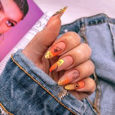 Brown Nails, Black Nails, White Nails, Gel Nails, Manicure, Autumn Coffee, How To Grow Nails, Nails Tumblr, Simple Nails