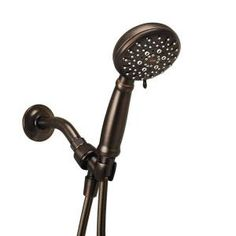 MOEN, Banbury 5-Spray 4 in. Handshower in Mediterranean Bronze, 23015BRB at The Home Depot - Mobile