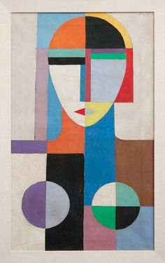 MID-CENTURIA : Art, Design and Decor from the Mid-Century and beyond: Russian Constructivist Paintings: Metropolis Mobiles Art, Modern Art, Contemporary Art, Plakat Design, Illustration Art, Illustrations, Geometric Art, Geometric Painting, Geometric Designs
