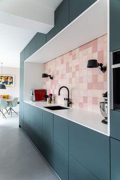 Kitchen Reno, Kitchen Dining, Kitchen Cabinets, Kitchen Ideas, Interior Design, Kitchen Inspiration, Kitchens, Sweet Home, House