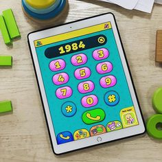 Image may contain: phone Educational Apps For Toddlers, Wooden Toys, Parents, Ipad, Canning, Children, Om, Hacks, Instagram