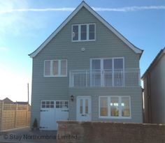 Harvest Home Nr Seahouses 2 bedroom sleeping up to 5 Parking