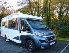 2018 Hobby Optima De-Luxe FL Automatic Brand new, unregistered 4 berth, fixed french bed model. This particular example comes fitted with a Fiat comfort-matic automatic gearbox, Thule Omnistor roll out canopy and single lens reversing camera. Sat Nav, Caravans, Camper Van, Fiat, Motorhome, Recreational Vehicles, Canopy, French Bed, Archive