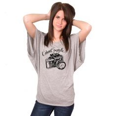 Hey, I found this really awesome Etsy listing at http://www.etsy.com/listing/97855572/i-shoot-people-bella-short-sleeve-dolman