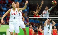 US women's basketball beats Spain to wins 6th consecutive gold medal #DailyMail   These are some of the stories. See the rest @ http://www.twodaysnewstand.com/mail-onlinecom.html or Video's @ http://www.dailymail.co.uk/video/index.html