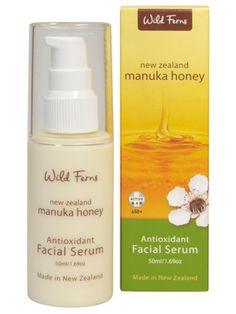 Manuka Honey Facial Serum @b i r d i e - v a l e n t i n e