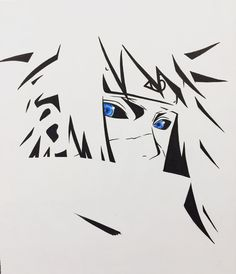 "10.5k Likes, 99 Comments - Shaaanjaro (@shaaanjaro) on Instagram: ""Minato for #inktober  Last one ✌️#minato"""