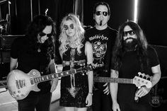 The the pretty reckless band
