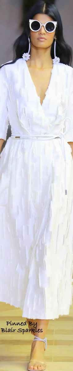 SPRING RTW 2016 (NYFW) Carolina Herrera ~ ♕♚εїз | BLAIR SPARKLES |