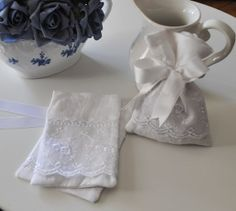 Set of 20  Wedding favor bags  Natural  by bouquetaccessories, $45.00