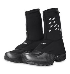 Ultra Trail Gaiters™ - Slip the breathable, stretchy gaiters over any sneaker to seal warmth in and snow out.