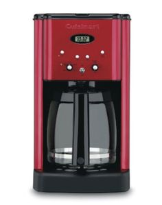 My Obsession with My Red Coffee Maker - Automatic Red Coffee Machine - Love the color!!!