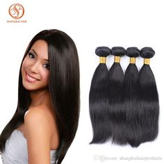 Super Sale!! Virgin Brazilian Hair Extensions Straight Hair Weaves Unprocessed Brazilian Hair Wefts Natural Color Double Wefts Hair Weave Uk Uk Hair Weaves From Shangkaihairproducts, $119.86  Dhgate.Com